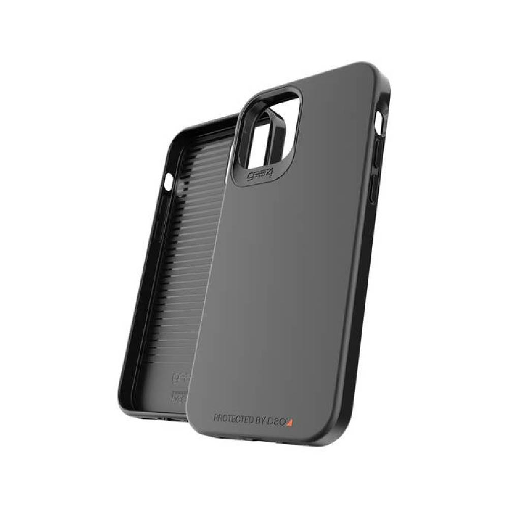 "Gear4 D3O Holborn Slim iPhone 12/12 Pro 6.1"" - Black 840056128057"