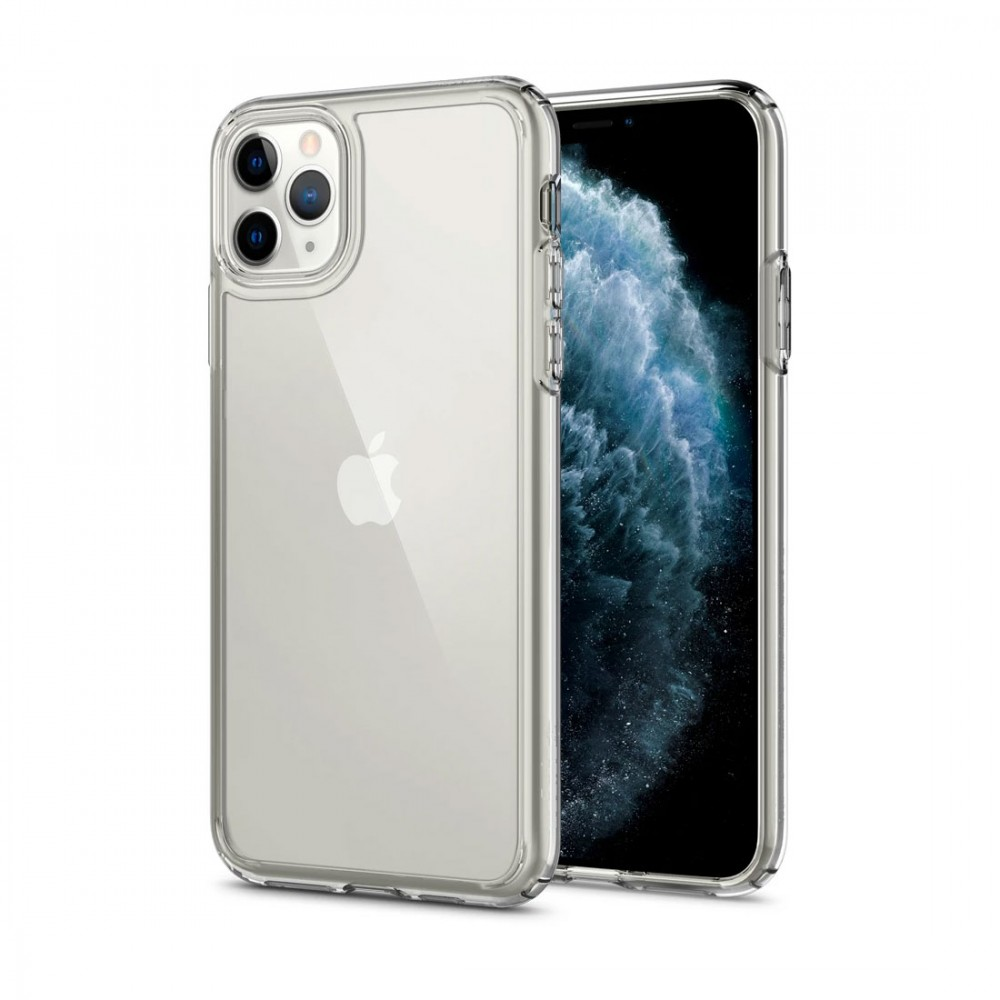Spigen iPhone 11 Pro Max Ultra Hybrid Crystal Clear 8809640259791