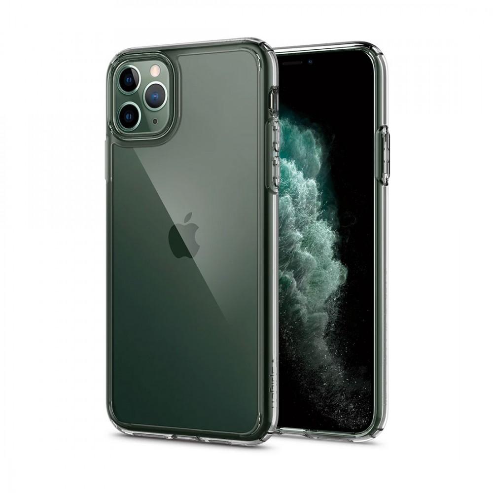 Spigen iPhone 11 Pro Ultra Hybrid Crystal Clear 8809671010781