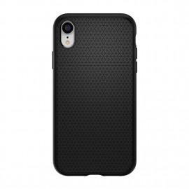 Spigen iPhone XR Liquid Air Black 8809613763935