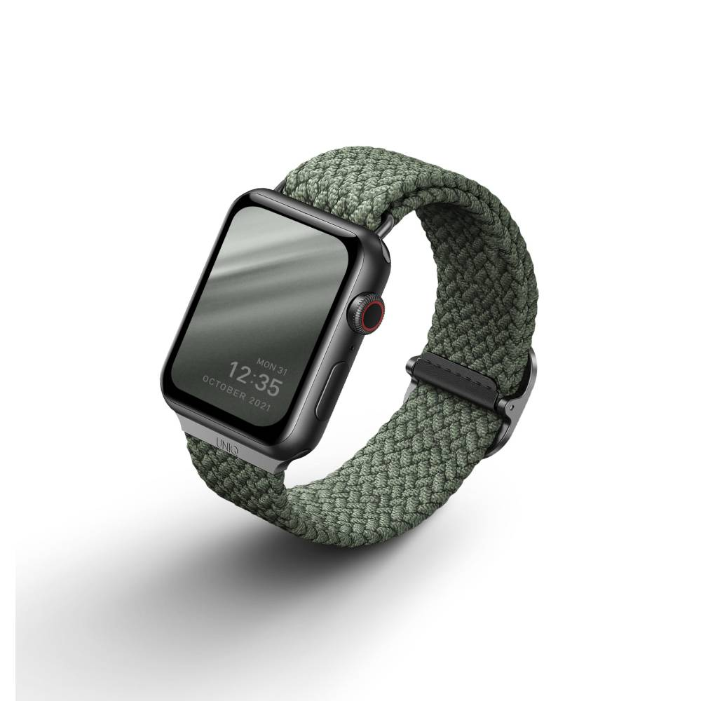 UNIQ Aspen Apple Watch 44mm/42mm band - Green 8886463676400