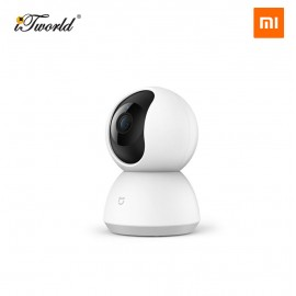 Xiaomi Mi Home Security Camera 360 Degree 1080P (White)