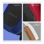 Sonic Gear Airphone 5 (2019) Headset Black Maroon 8886411935795