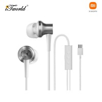 Xiaomi ANC & Type-C In-Ear Earphones (White)