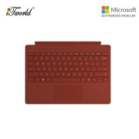 Microsoft Surface Pro Signature Type Cover Poppy Red - FFP-00115