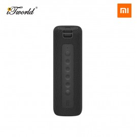 Xiaomi Mi Portable Bluetooth Speaker (16W) Black -AMI-BTSPL-16W-BK
