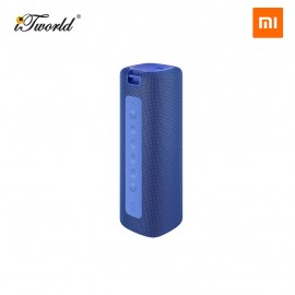Xiaomi Mi Portable Bluetooth Speaker (16W) Blue -AMI-BTSPL-16W-BL
