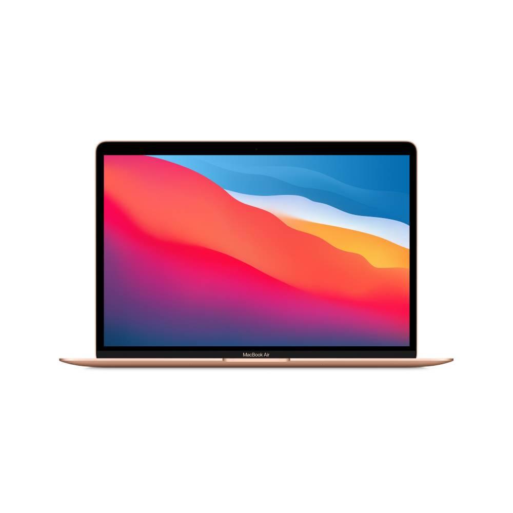 Macbook Air 13.3-inch M1 (8-core CPU, 7-core GPU, 8GB Memory, 256GB SSD  Gold