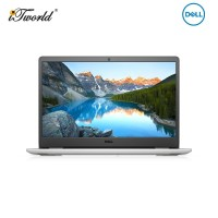 "Dell Insp 15 3505-3050U42APU-HD Notebook (AMD AthlonSilver-3050U,4GB,256SSD,W10,1YR,15.6""HD,Silver)"