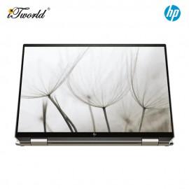 "HP SPECTRE X360 Laptop 14-EA0053TU 13.5"" Intel Evo Platform Processor (i5-1135G7, 1TB SSD, 8GB, Intel Iris Xe Graphics, W10H) - Poseidon Blue [FREE] HP Sleeve+ HP Active Pen + MS Office Home & Student (Redeem Grab/Touch&Go 1/5-31/7*)"