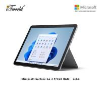 Microsoft Surface Go 3 P/4GB RAM - 64GB - 8V6-00009