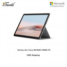 Microsoft Surface Go 2 Core M3/8GB 128GB LTE - TFZ-00007