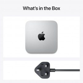 [Back Order] Apple Mac Mini M1 (8-core CPU, 8GB Memory, 512GB SSD) - Silver