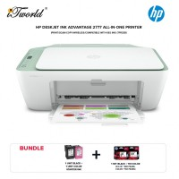 [Online Exclusive] HP DeskJet Ink Advantage 2777 All-in-One Printer (Print/Scan/Copy/Wireless/682 ink) (7FR25B)