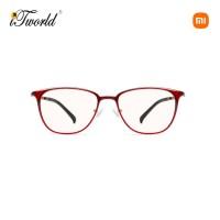 Xiaomi Mijia Original TS Computer Glasses UV400 Anti Blue Ray Fatigue (Red)