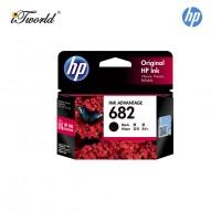 HP 682 Black Original Ink Cartridge (3YM77AA)