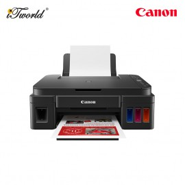 Canon G3010 Wireless All-In-One Ink Tank Printer (Print/Scan/Copy/WiFi Direct)