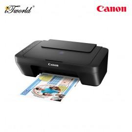 Canon Pixma E470 Wireless All-In-One Inkjet Printer (Print/Scan/Copy)