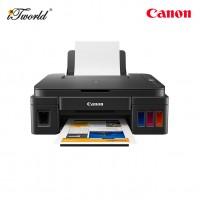 Canon Pixma G2010 Ink Tank Printer (Print/Scan/Copy/USB)
