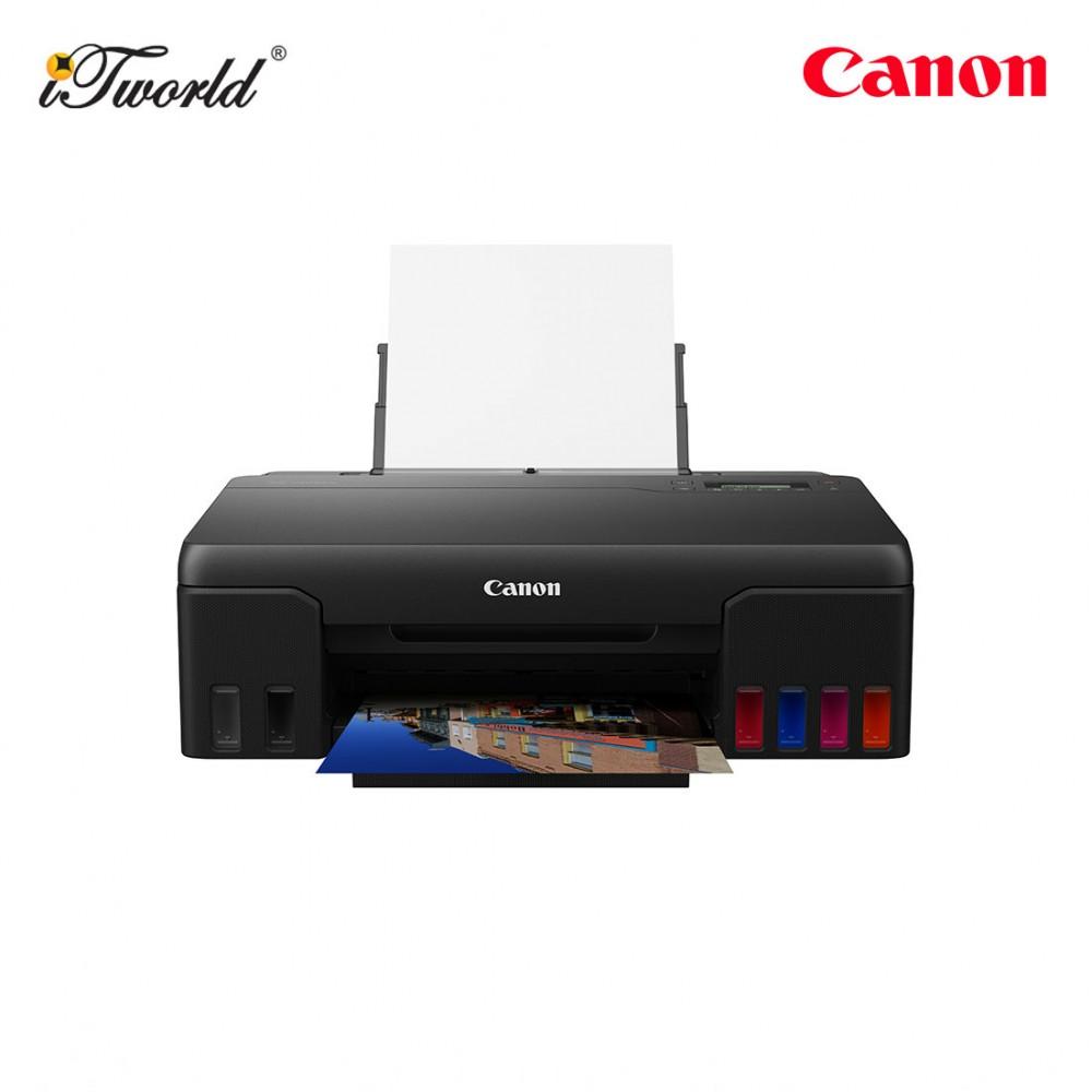 Canon Wireless G570 Ink Tank Photo Printer (Print only/Photo Printing)