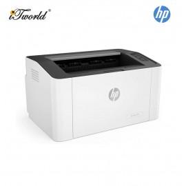 HP Mono Wireless Laser 107w Printer (4ZB78A) [*FREE Redemption RM30 Touch 'n Go ewallet credit]