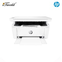 HP Mono Wireless LaserJet Pro MFP M28w Laser Printer (W2G55A) [*FREE Redemption RM30 Touch 'n Go ewallet credit]