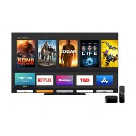 [2017] APPLE TV - 4K 64GB - Black