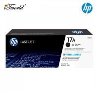 HP 17A Black Original LaserJet Toner Cartridge CF217A
