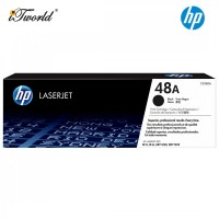HP 48A Black Original LaserJet Toner Cartridge CF248A