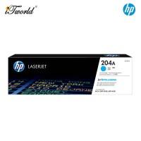 HP 204A Laserjet Toner Catridge Cyan CF511A