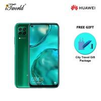 Huawei Nova 7i 8GB+128GB Emerald Green  [FREE Huawei City Travel Gift Package (Pkg Promo) HWP0052]