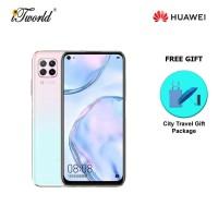 Huawei Nova 7i 8GB+128GB Light Pink [FREE Premium Gift Box (Speaker/Headset/Selfie Stick/iRing)]