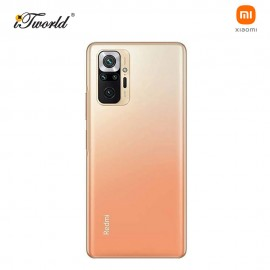 Xiaomi Mi Redmi Note 10 Pro 8 + 128GB Smartphone - Gradient Bronze