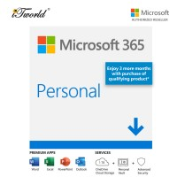 ESD - Microsoft Office 365 Personal 15 Month [Previously Known as Office 365 Personal] - QQ2-01236