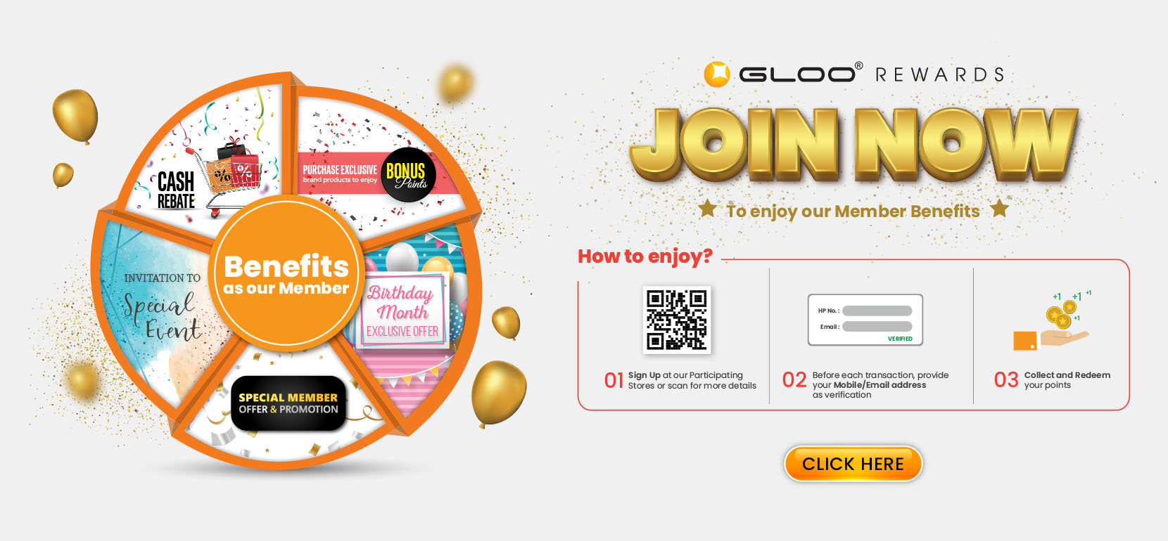 Gloo Rewards